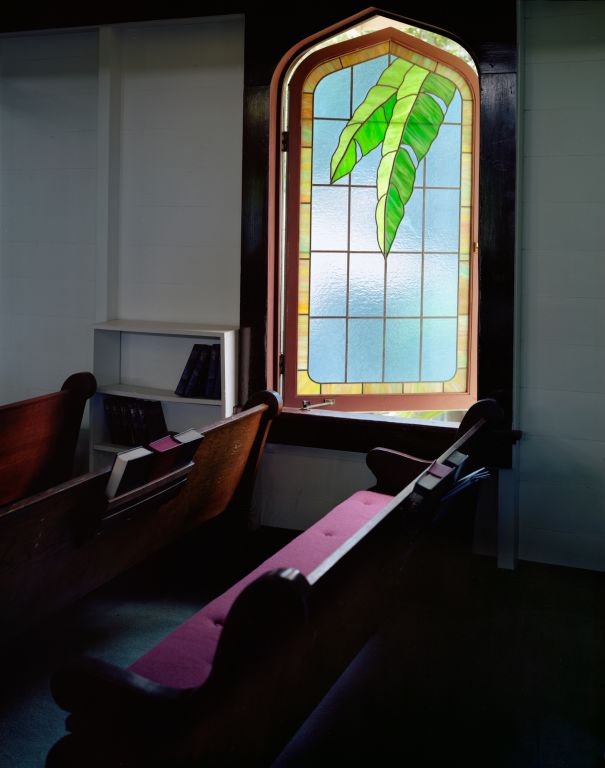 Church Interior, Lahaina, Maui, HI, 2007