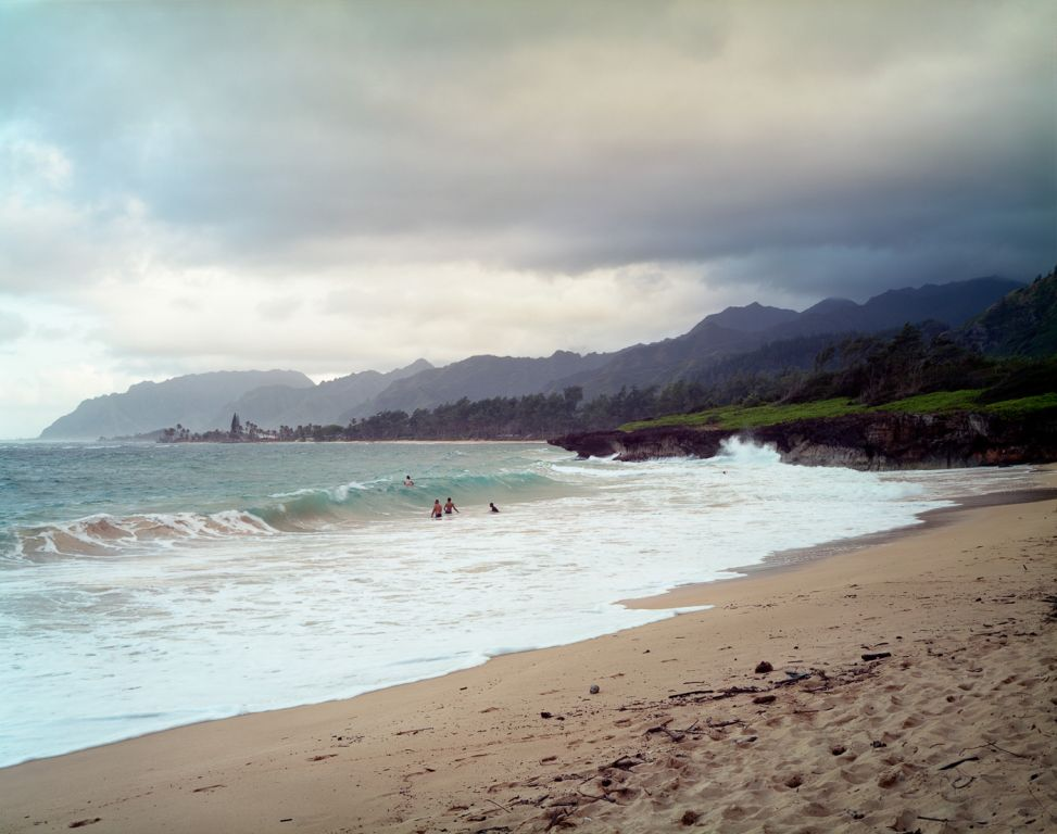 Windward Beach, O'ahu, HI, 2007