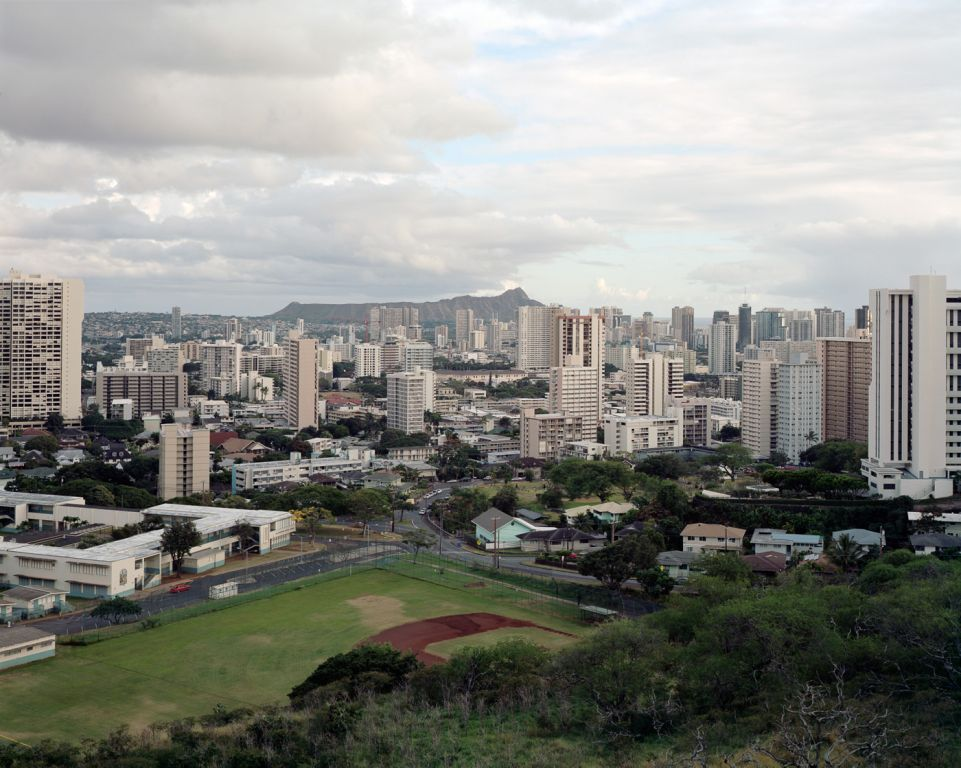 Punchbowl, Honolulu, O'ahu, HI, 2012