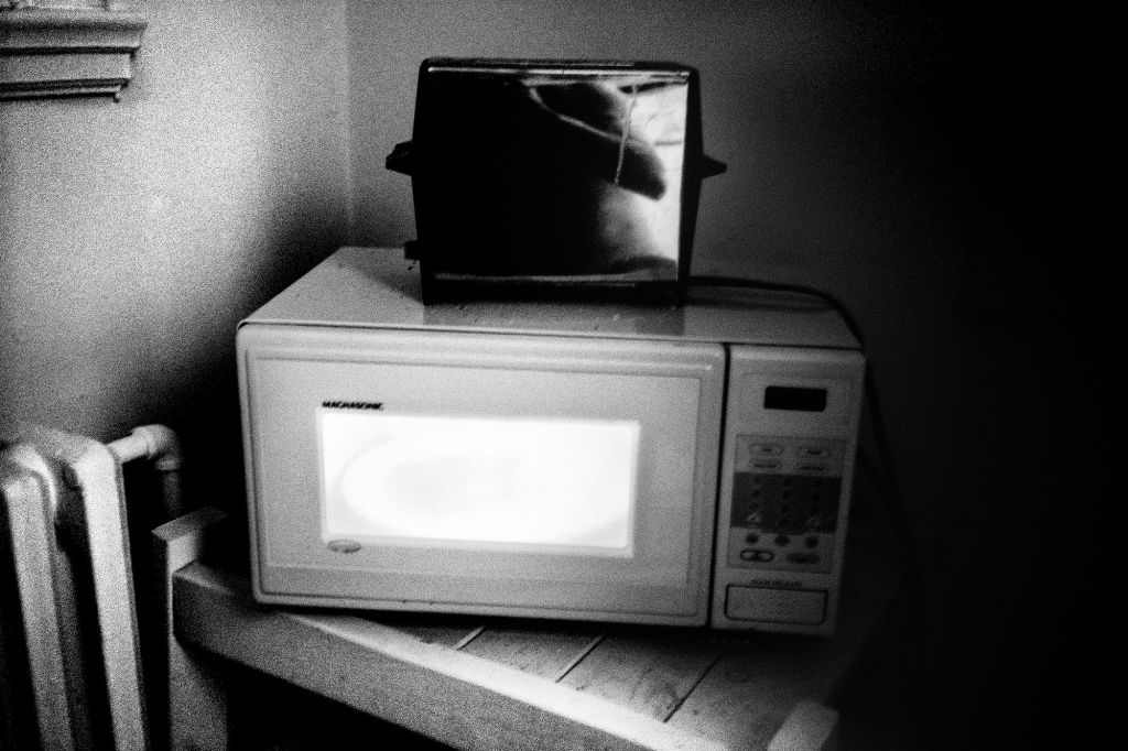 Toaster and Microwave, Montreal, Canada, 1994