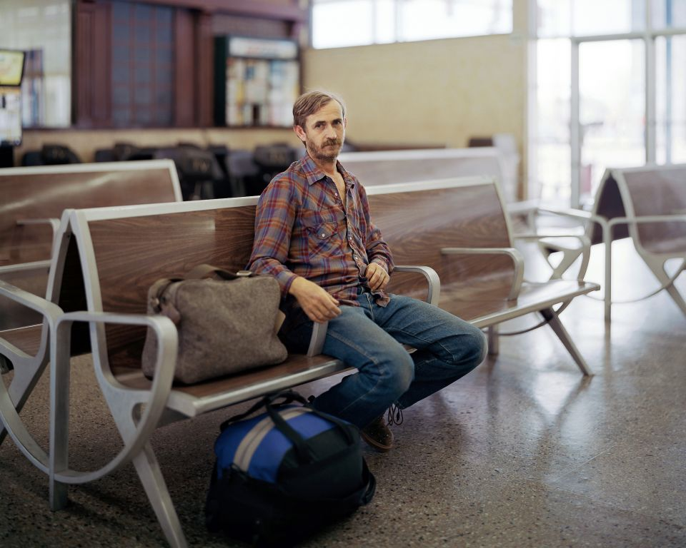 David, Oklahoma City, OK, 2005 (Nocona, Texas to Defiance, Ohio)