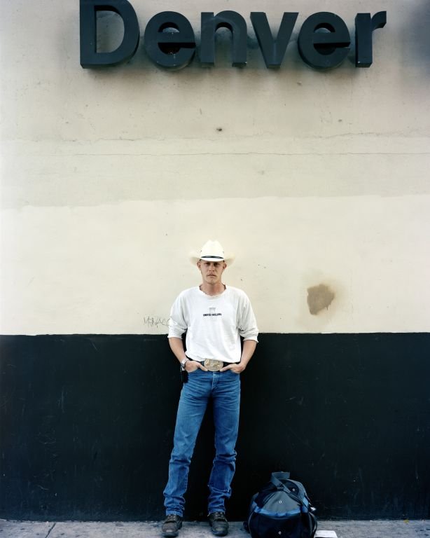 John, Denver, CO, 2005 (Denver, CO to Roswell, NM)