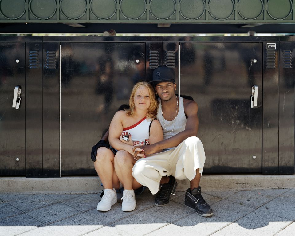 Veronica and Jermaine, Providence, RI, 2004