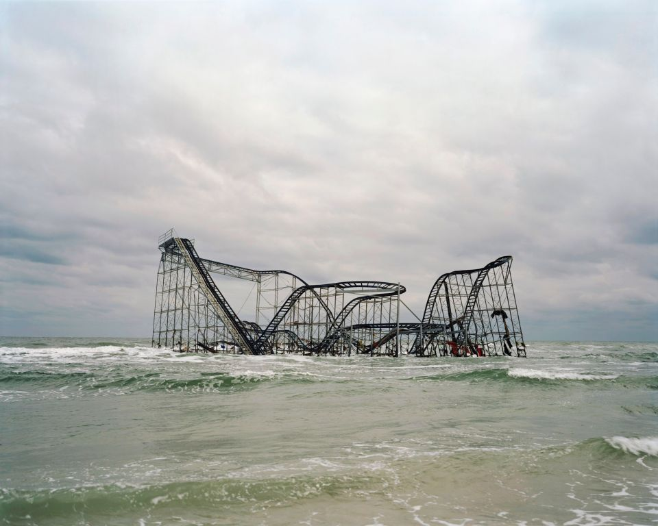 Seaside Heights, NJ, 2012
